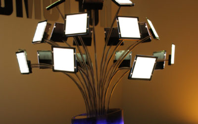 OLED BOUQUET BY PROMOTECH