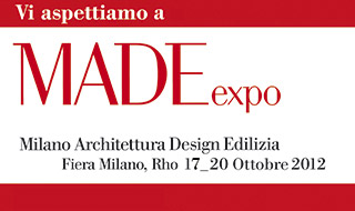 MADE EXPO – MILANO